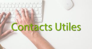 Contacts Utiles - Fr